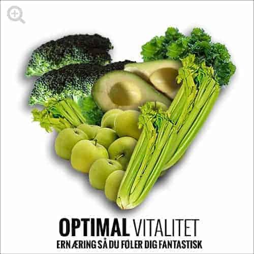 Optimal vitalitet med ernæring
