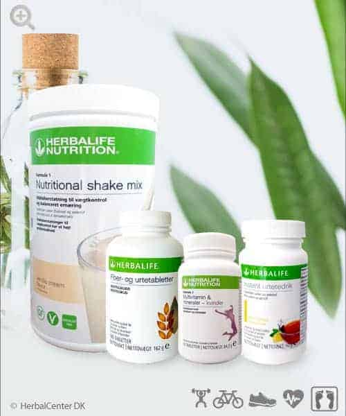 QuickStart Program til slankekur og optimal vitalitet
