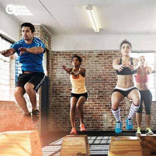 Oplad kroppen med Herbalife fitness produker