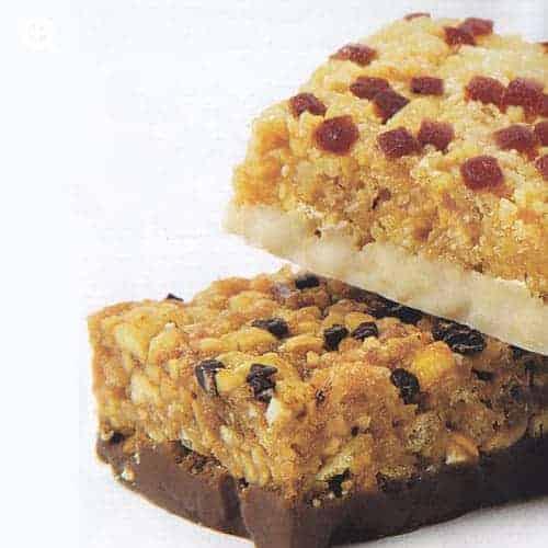 Fitness og sport produkter - Herbalife protein snacks