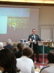 Herbalife muligheder møde - Peter Netz Lassen
