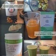 HerbalCenters #2 protein shake smag