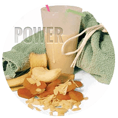 London Marathon Protein Shake