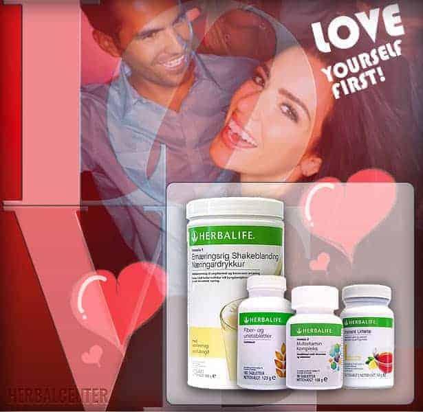 Kærlighed gave - Herbalife