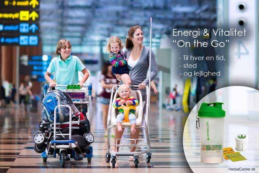 Ferie sundhed, energi og vitalitet
