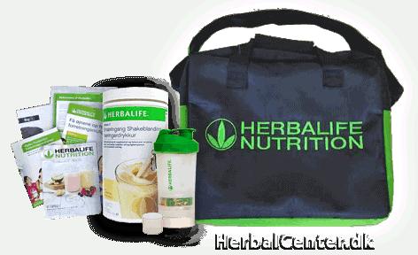 Herbalife medlemskab pakke