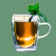 Urtete energi drik (varm eller kold)
