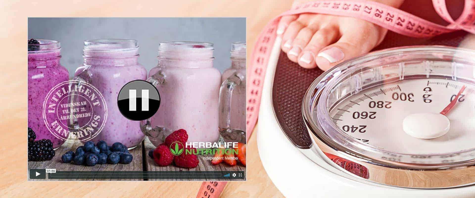 Video om Herbalifes ernæringsprodukter