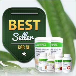 Vores Best Seller Herbalife program