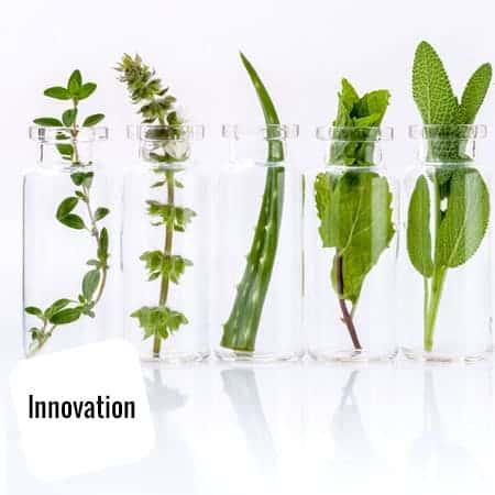 Ernæringsprodukter er innovativ skaber balance mellem natur og videnskab