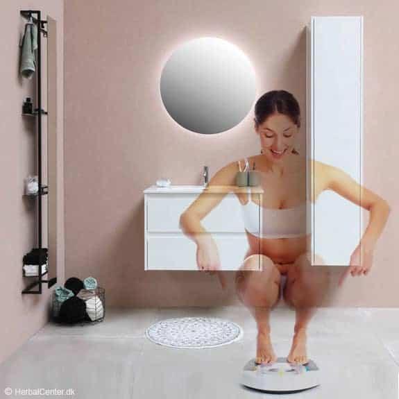 Hold pje med vægten og målene