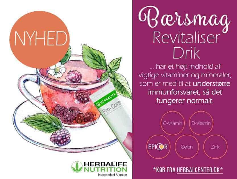 Pro-Core Drik Støtter immunsystemets normale funktion
