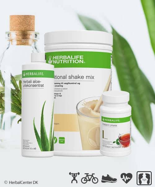 Herbalife Morgenmad program