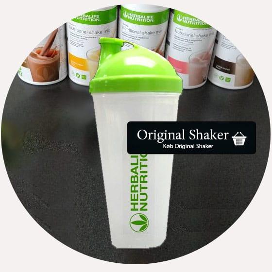 """Køb Herbalife """"Original"""" shaker til protein shakes"""